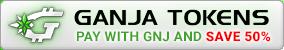 Ganja Maps - GNJ (Ganja Tokens)