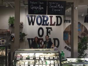 World of Weed - Tacoma Recreational Mari